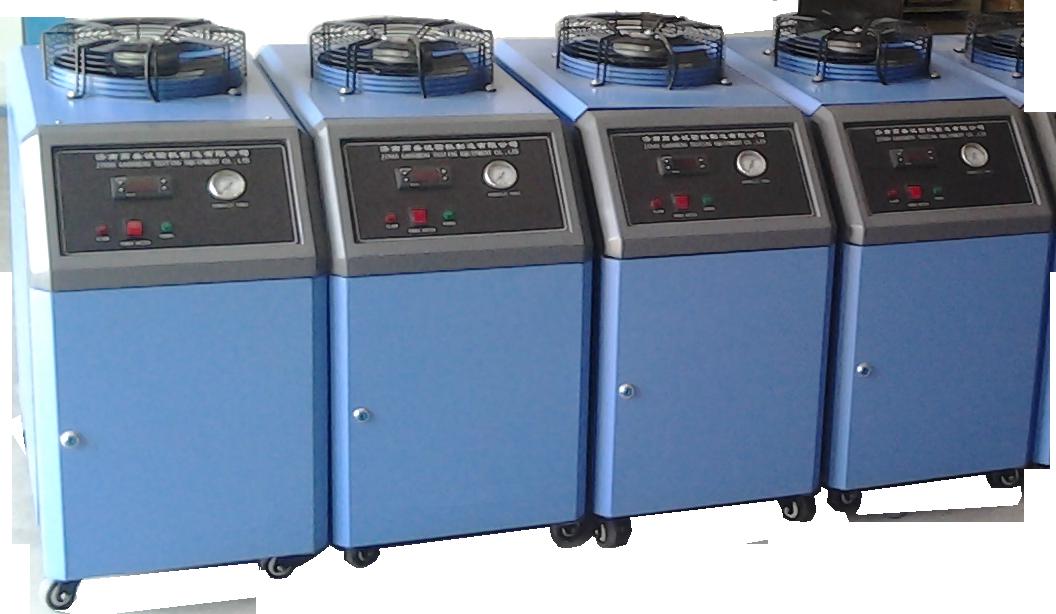 激光冷水机批量化生产