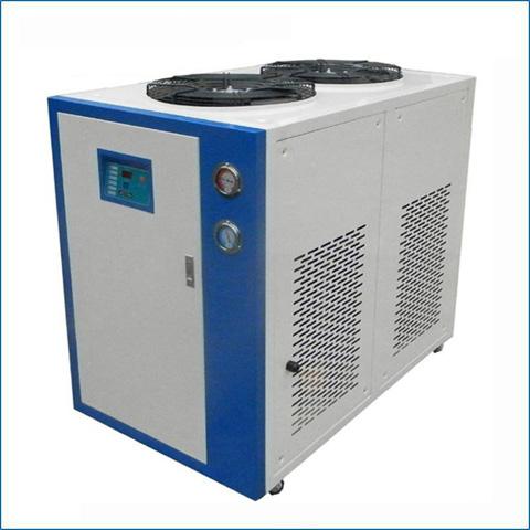 注塑机专用冷水机5HP