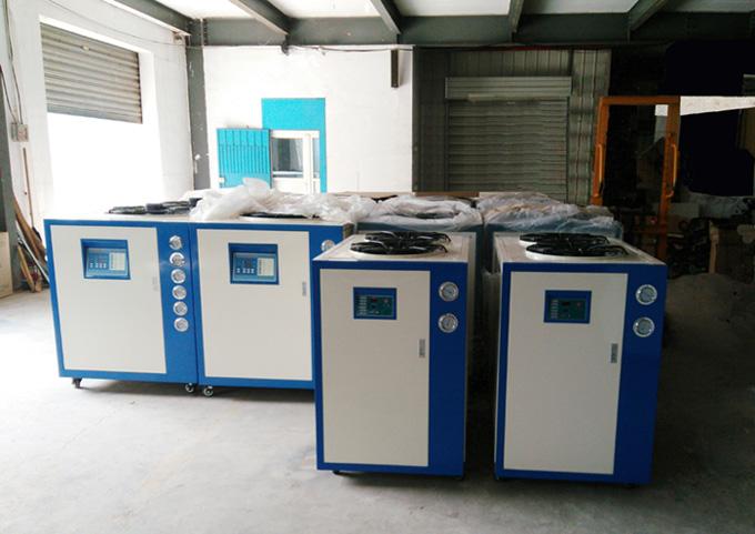 水冷式冷水机与风冷式冷水机的比较与发展