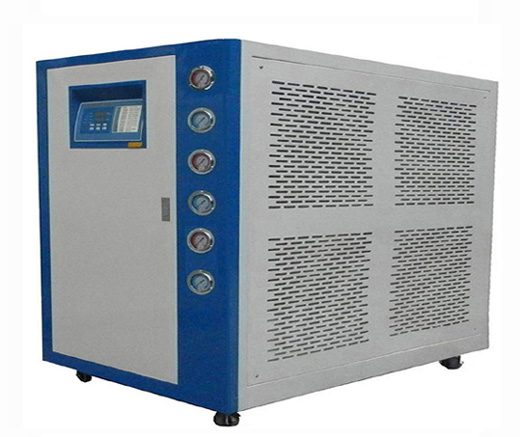 印刷行业水冷式冷水机