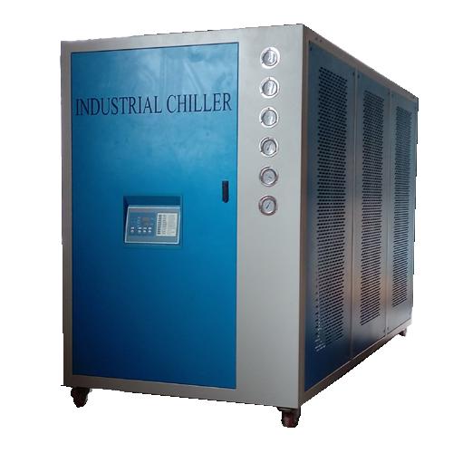 冷水机设备的日常保养