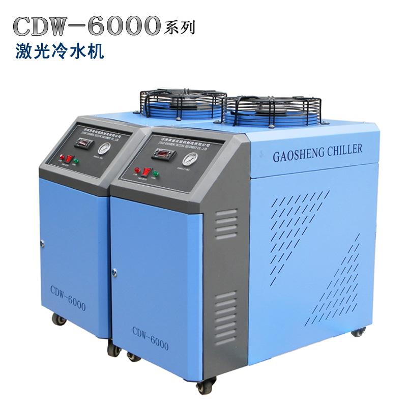 工业冷水机制冷系统中的空气如何排除