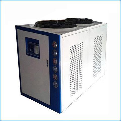 工业油冷机出现高压报警的原因以及解决方法