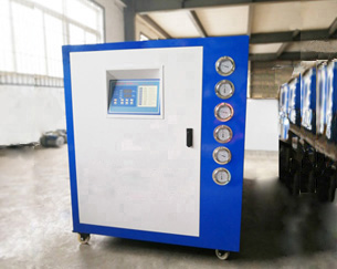 冷水机组产生高压故障的原在及解决方法