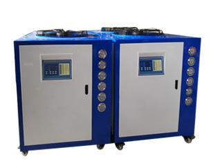 冷水机的主要性能有哪些?出现问题有什么办法解决?