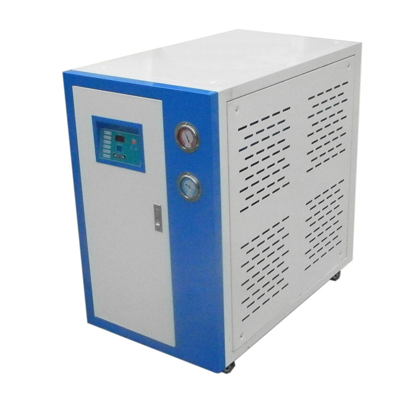 冷水机的操作与安装注意事项