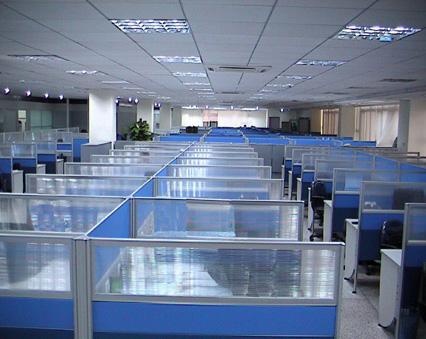 现代化办公环境