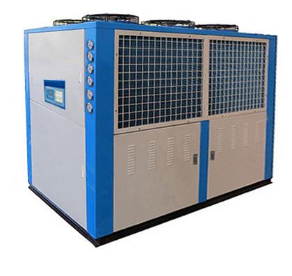 低温冷水机制冷系统故障提示