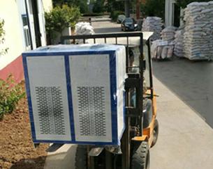 工业冷冻机的维护保养及冷却水塔工作流程