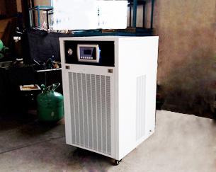 风冷式工业冷水机的技术要求及工作原理是什么?