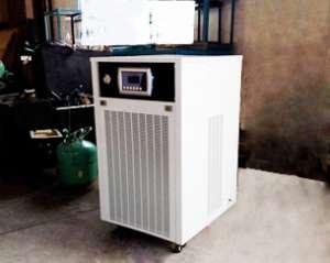 工业冷水机的使用特点及安装要求